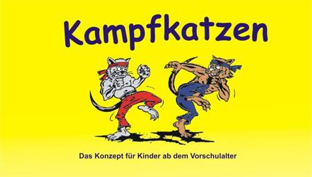 Kampfkatzen - Das Konzept für Kinder ab dem Vorschulalter